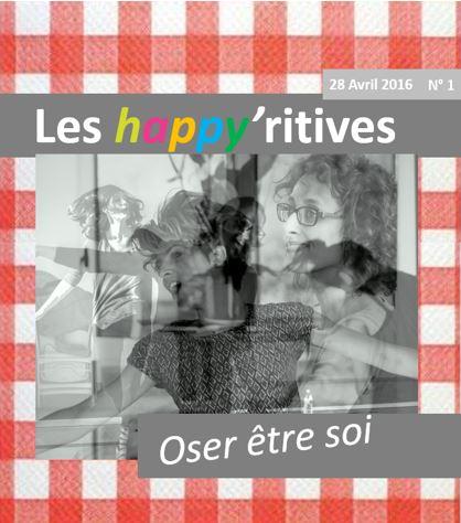 Les happyritives - Oser être soi - 28 avril 2016