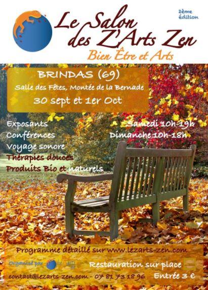Salon des ZartsZen Brindas Sept 2017